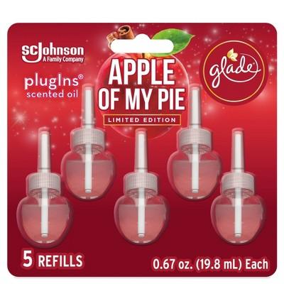 Glade Piso Refills - Apple Of My Pie - 5ct