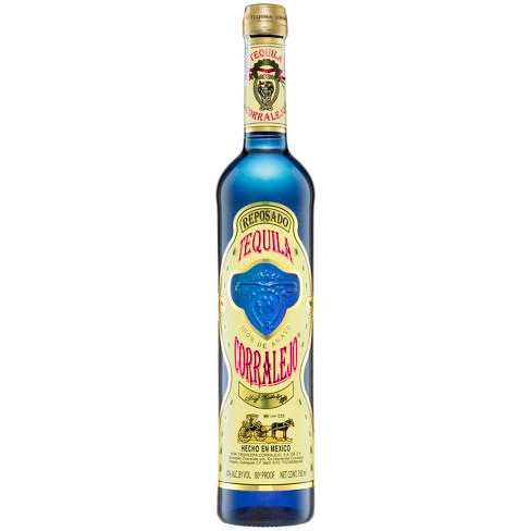 Corralejo Reposado Tequila - 750ml Bottle - image 1 of 1