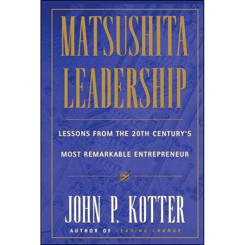 Matsushita - by  John P Kotter (Hardcover) - image 1 of 1