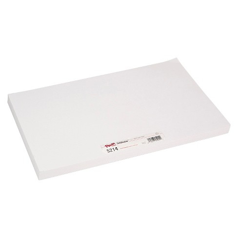 Pacon® Heavyweight Tagboard, 18 x 12 - White (100 Per Pack) - image 1 of 1