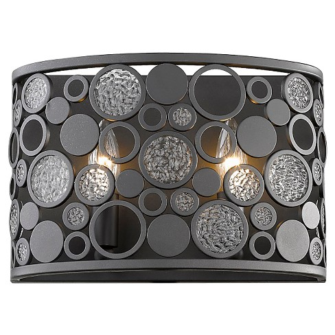 "Z - Lite Ariell Wall Sconce (""8'') Bronze - image 1 of 1"