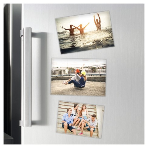 Mcs Photo Frame With Magnet Clear 5x7 Target