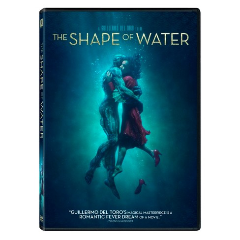 The Shape of Water (DVD) - image 1 of 1