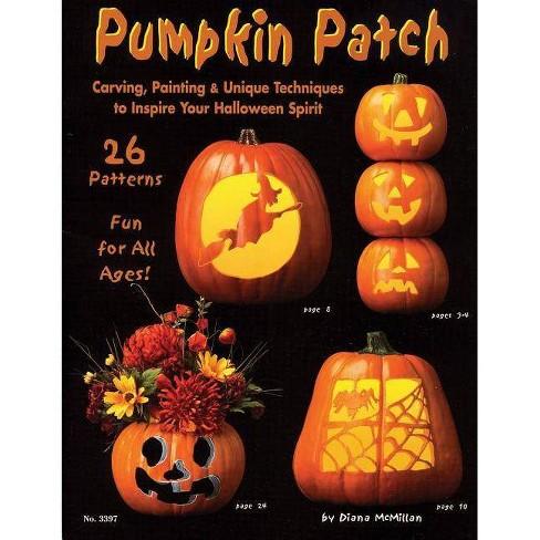 Pumpkin Patch - (Design Originals) by  Suzanne McNeill (Paperback) - image 1 of 1