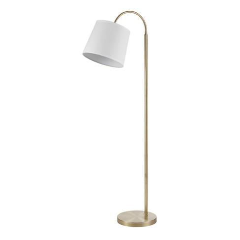 """Venus Floor Lamp White/Gold 29"""" x 64"""" - image 1 of 4"""