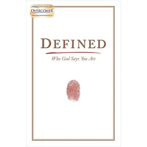 Defined - by  Stephen Kendrick & Alex Kendrick (Hardcover) - image 1 of 1