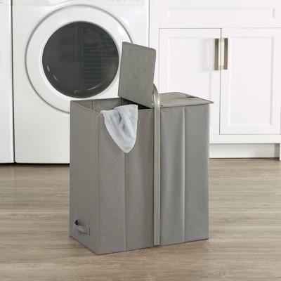 Neatfreak Portable Double Laundry Sorter with Lid