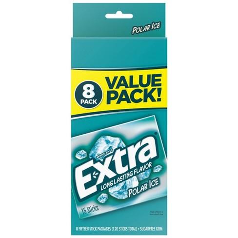 Extra Polar Ice Sugar-Free Gum Value Pack - 120ct - image 1 of 4