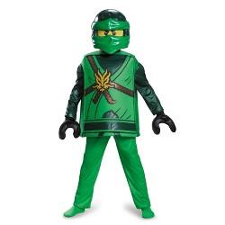 Ninjago Halloween Costume.Boys Ninjago Lloyd Prestige Halloween Costume Target