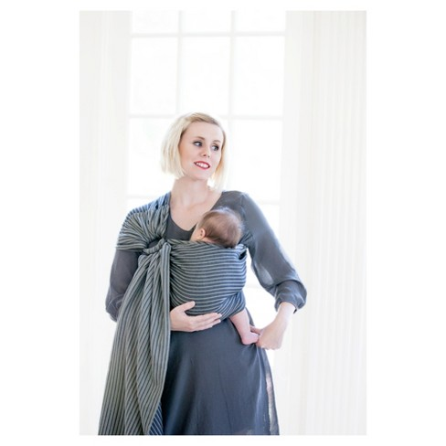 Moby Ring Sling Baby Carrier Jet Ribbons Target