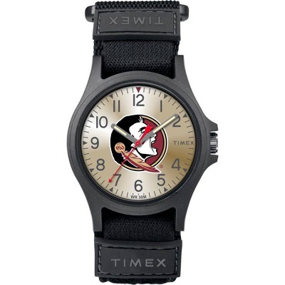 NCAA Florida State Seminoles Tribute Collection Pride Men's Watch