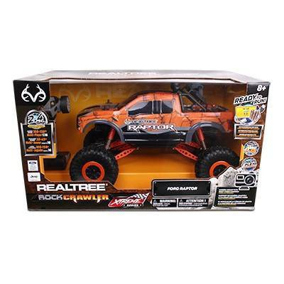Real Tree 1/10th Scale Ford F-150 Raptor