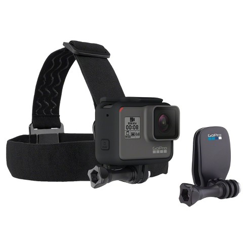 GoPro Headstrap + Quickclip - image 1 of 4