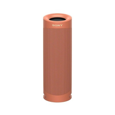 Sony SRSXB23 EXTRA BASS Wireless Portable BLUETOOTH IP67 Waterproof Speaker – Coral Red