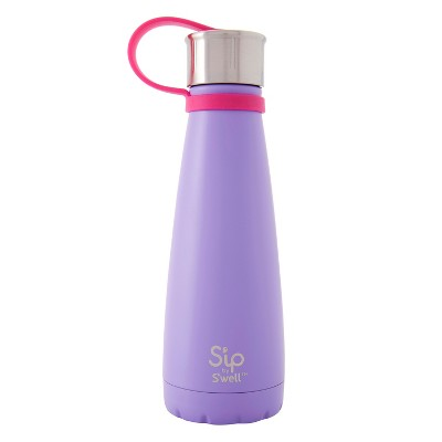 S'ip by S'well® 10oz Stainless Steel Insulated Water Bottle - Little Lilac