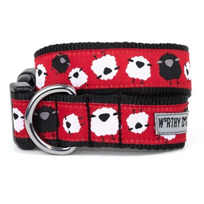 The Worthy Dog Counting Sheep Dog Collar