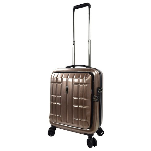 Travelers Polo & Racquet Club Laptop Carry On with Flex-File System Suitcase - image 1 of 10