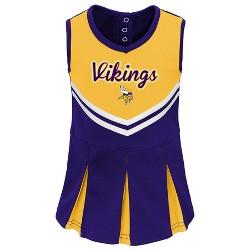 0a17288f4 NFL Minnesota Vikings Toddler Cheer Loud Sublimated Full Zip Hoodie ...