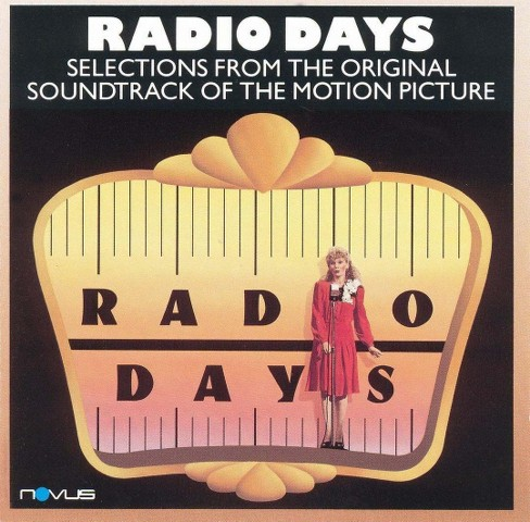Various - Radio days (Ost) (CD) - image 1 of 1