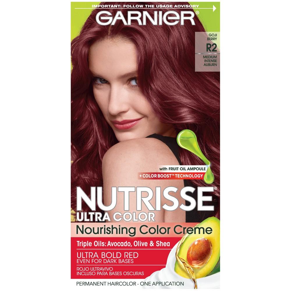 Garnier Nutrisse Ultra Color Nourishing Color Creme Br2 Dark