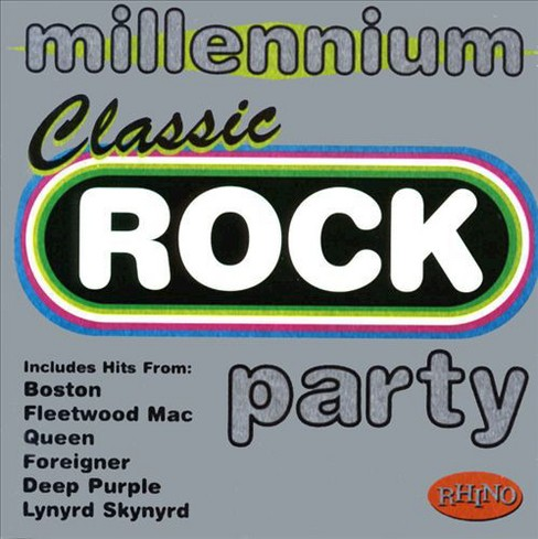 Various - Millennium classic rock party (CD) - image 1 of 1