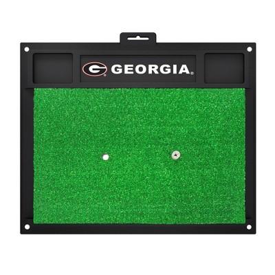 NCAA Georgia Bulldogs Fan mats Golf Hitting Mat