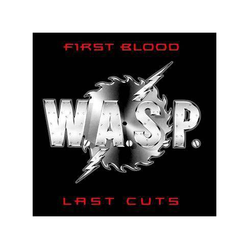 W.A.S.P. - First Blood, Last Cuts (CD) - image 1 of 1