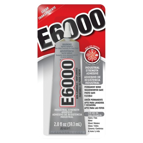 Amazing E-6000 Multi-purpose Craft Glue 2.0-oz. - image 1 of 2