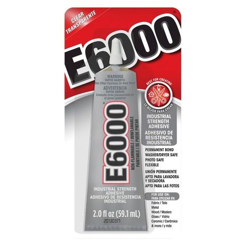 E6000 2 Fl oz Multi purpose Craft Glue - image 1 of 3