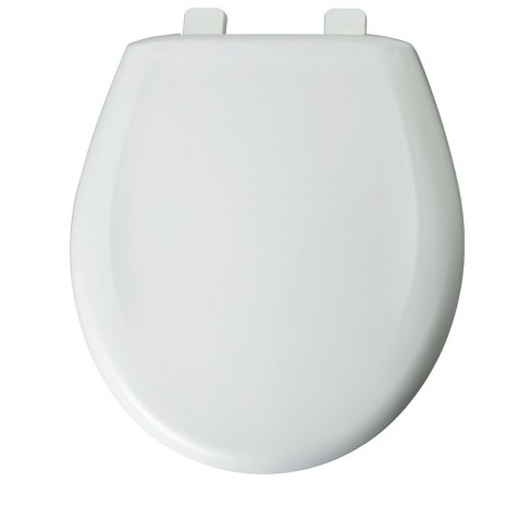 Bemis 200TCA Round Plastic Toilet Seat - image 1 of 1