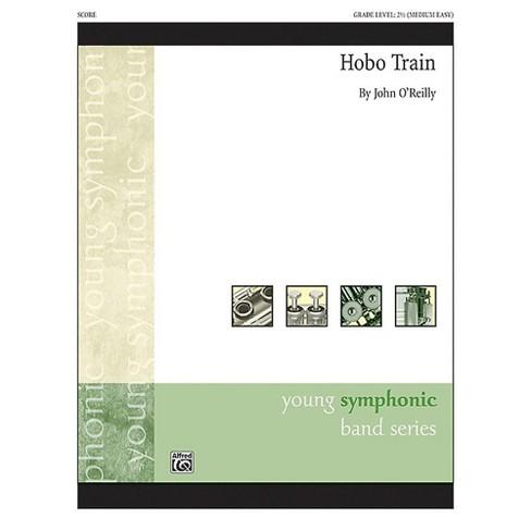 Alfred Hobo Train Concert Band Grade 2.5 Set - image 1 of 1