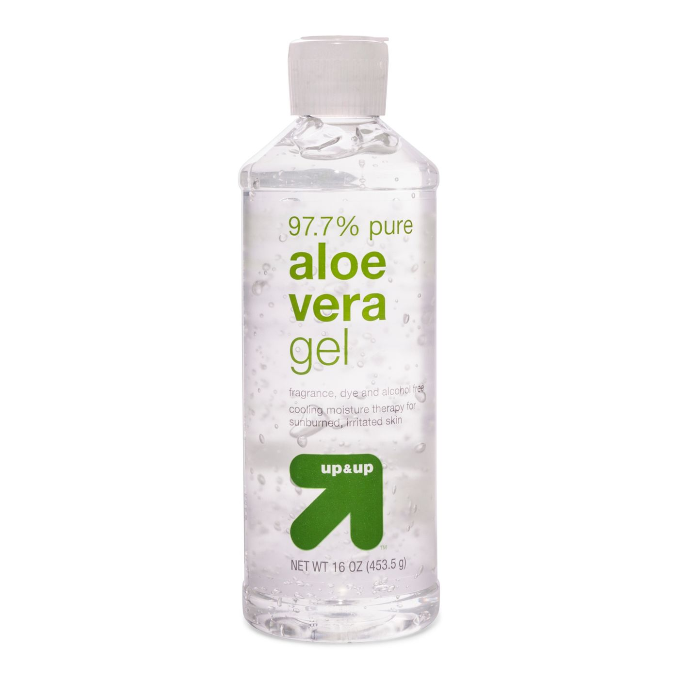 Clear Aloe Vera Gel - 16oz - Up&Up™ - image 1 of 4
