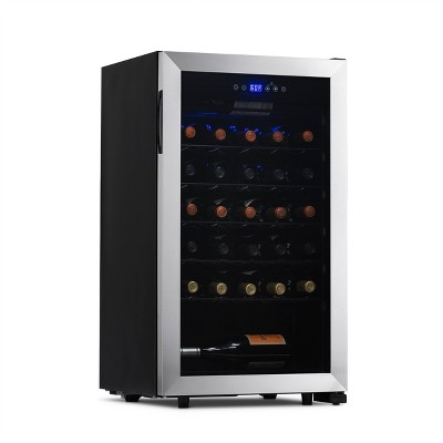 NewAir 33-Bottle Single-Zone Freestanding Wine Cooler