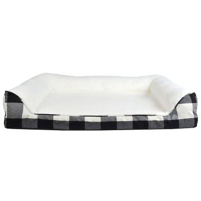 Modern Slanted Dog Bed - L - Boots & Barkley™