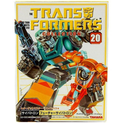 Transformers Japanese Collector's Series Kup and Wheelie Action Figure Set #20 - image 1 of 3