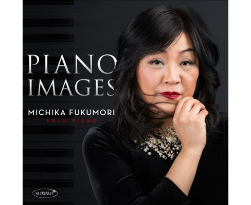 Michika Fukumori - Piano Images (CD) - image 1 of 1