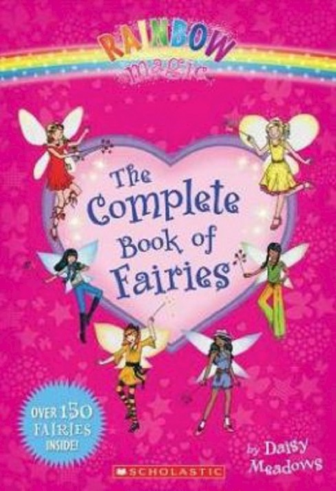 Ultimate Fairy Guide (Reprint) (School And Library) (Daisy Meadows) - image 1 of 1