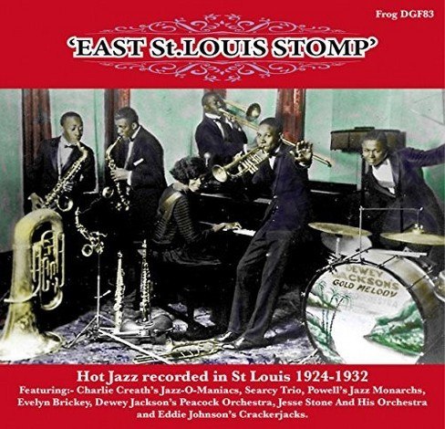 Various - East st louis stomp (CD) - image 1 of 1