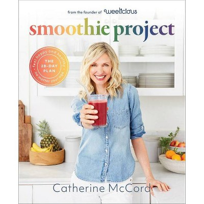 Smoothie Project - by Catherine McCord (Hardcover)