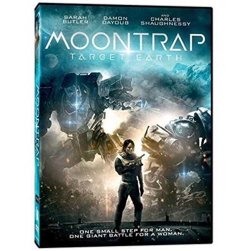 Moontrap Target Earth (DVD) - image 1 of 1