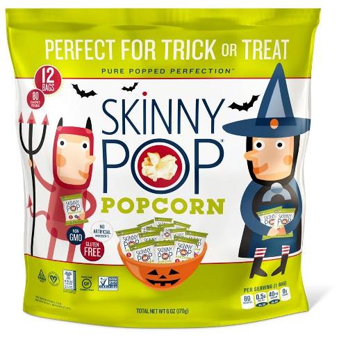 Skinny Pop Halloween Original Popcorn - 6oz - image 1 of 1