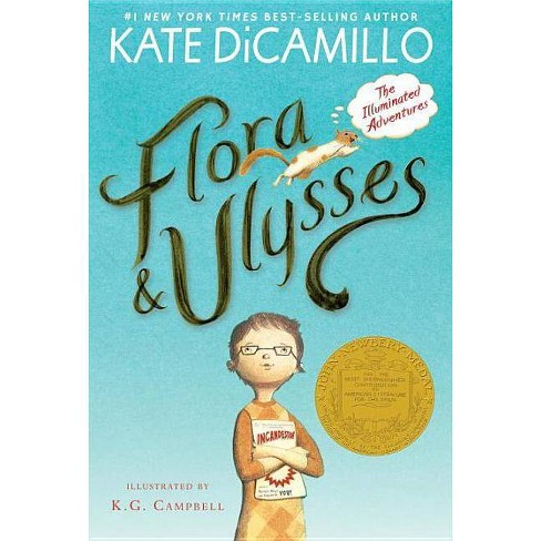 Flora and Ulysses - by  Kate DiCamillo (Paperback) - image 1 of 1
