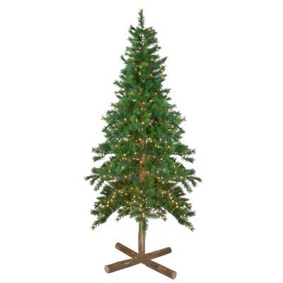 Northlight 6.5' Prelit Artificial Christmas Tree Royal Alpine - Clear Lights