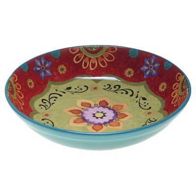 Certified International Tunisian Sunset 120oz Serving/Pasta Bowl