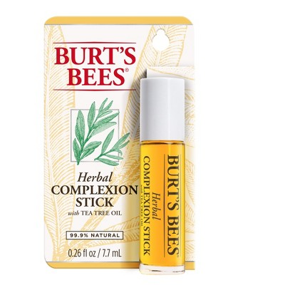 Burt's Bees Herbal Complexion Stick - 0.26oz