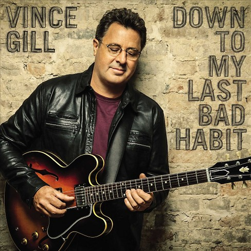 Vince gill - Down to my last bad habit (CD) - image 1 of 1