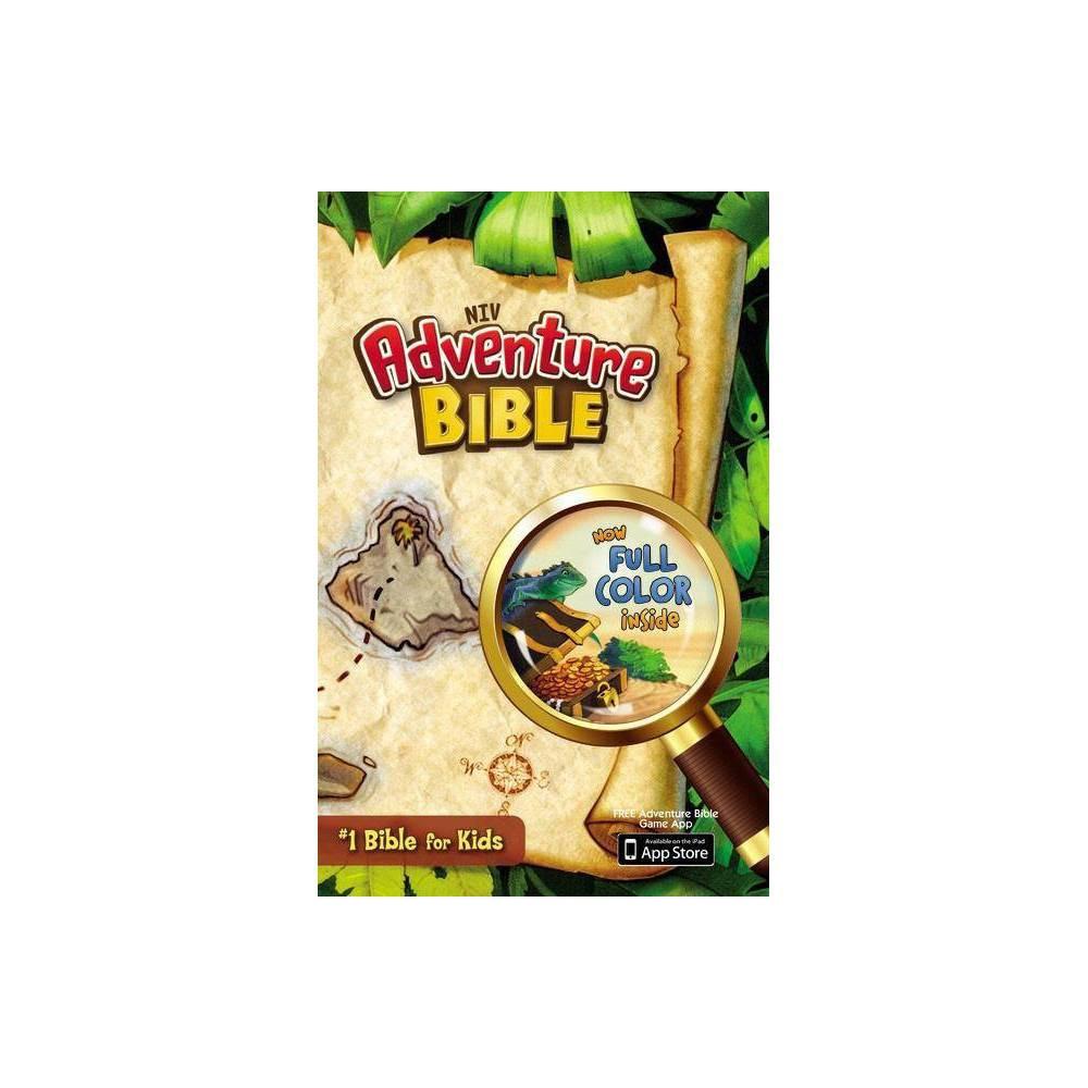 Best Buy Adventure Bible NIV By Zondervan Hardcover