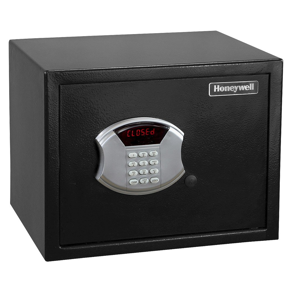 Image of Honeywell Steel Security Safe .83 Cubic Feet - Black