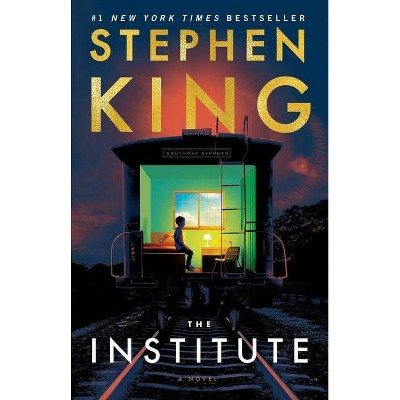 The Institute - by Stephen King (Paperback)