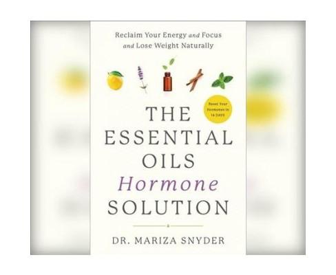 Essential Oils Hormone Solution Reset Your Hormones In 14 Days